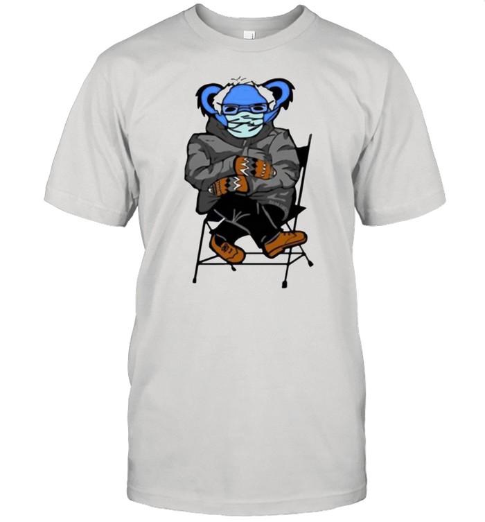 Bernie Sanders Grateful Bear shirt Classic Men's T-shirt