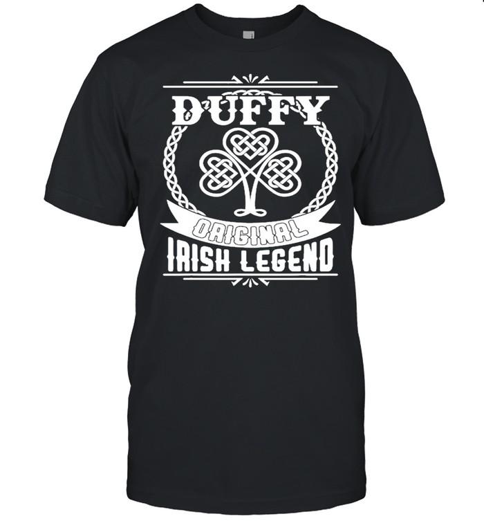 Duffy Original Irish Legend St Patricks Day shirt Classic Men's T-shirt