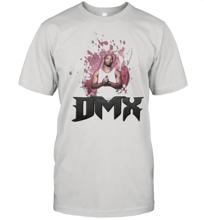 Black Travis Scott Dmx Rap Hip Hop  Classic Men's T-shirt