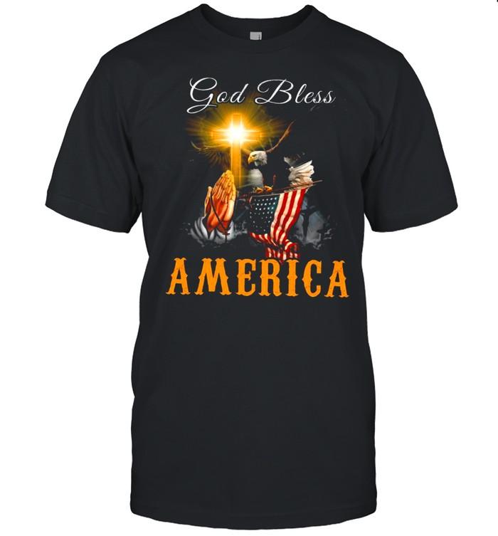 God Bless America shirt Classic Men's T-shirt
