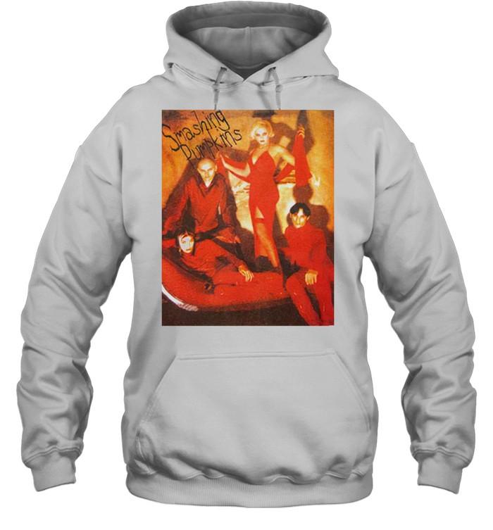 1996 Smashing Pumpkins Infinite Sadness Tour shirt Unisex Hoodie