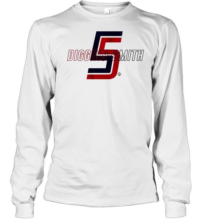America's squad backcourt Skylar Diggins-Smith shirt Long Sleeved T-shirt