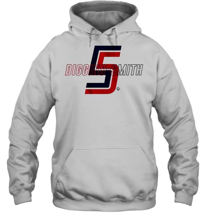 America's squad backcourt Skylar Diggins-Smith shirt Unisex Hoodie