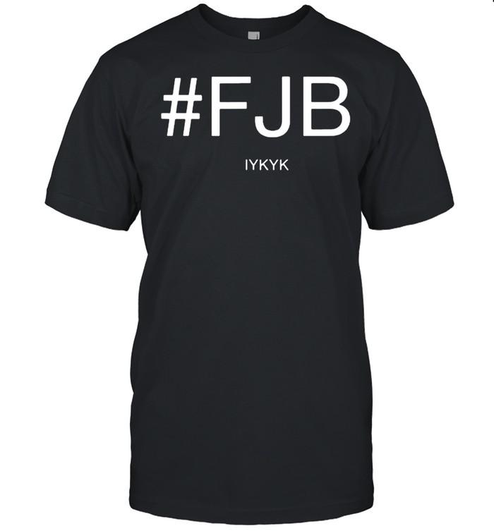 #FJB ifykyk Biden  Classic Men's T-shirt