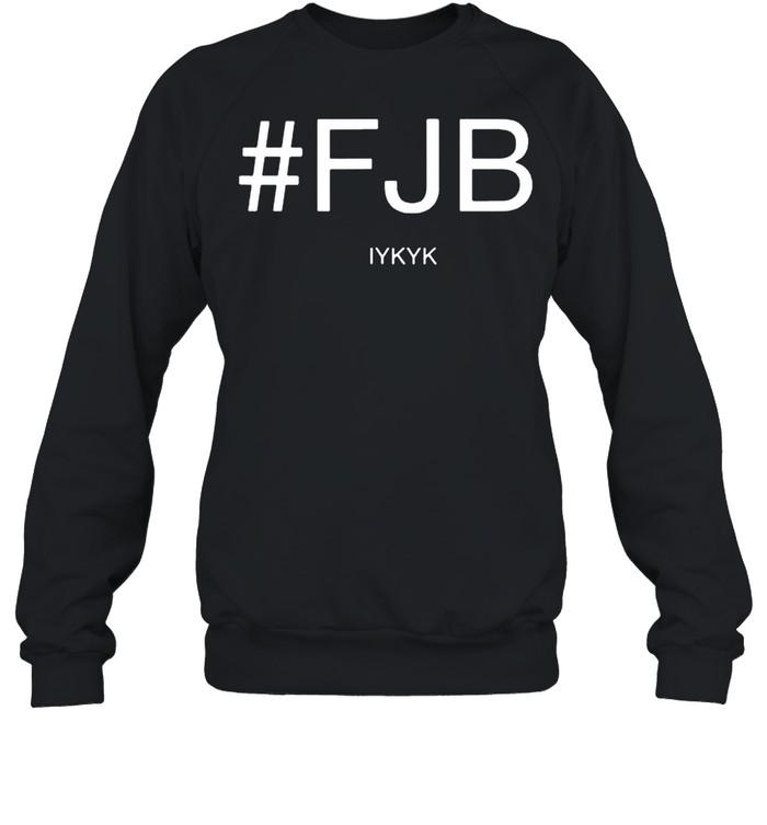 #FJB ifykyk Biden Unisex Sweatshirt