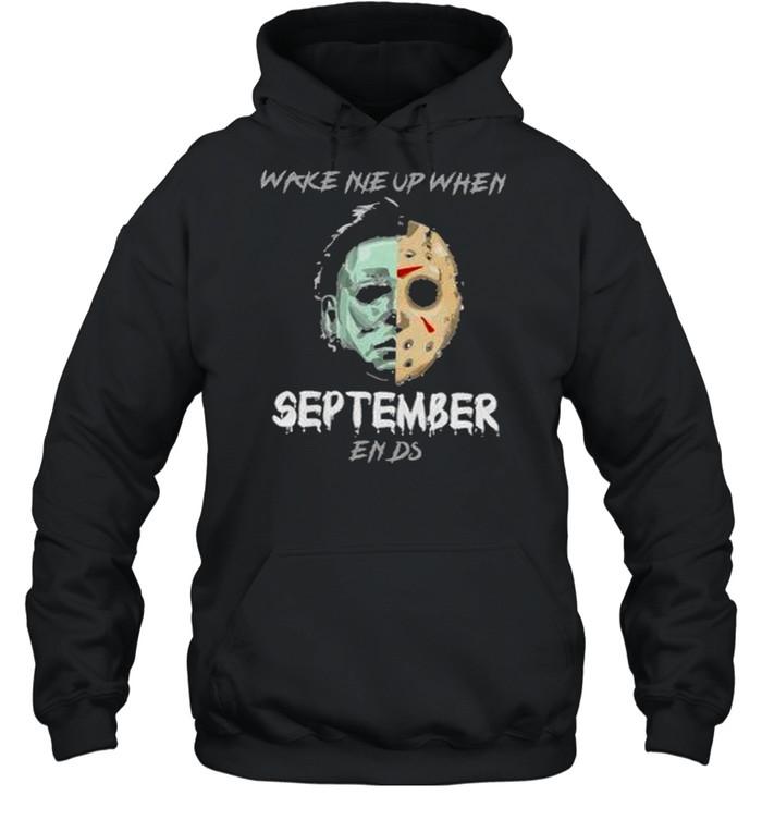 Horror Character Mirror Water Halloween t Unisex Hoodie