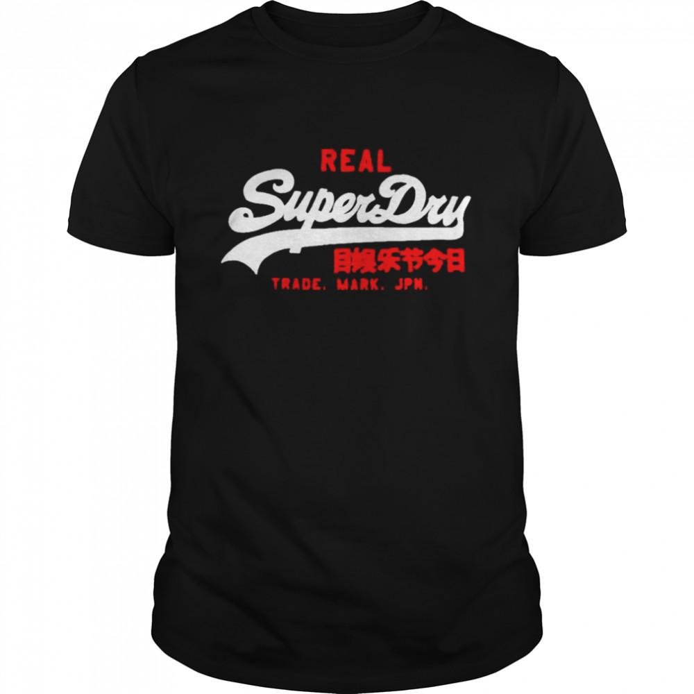 Wopke hoekstra real super dry shirt