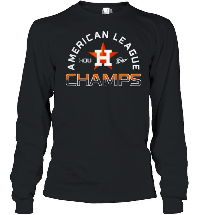 houston Astros World Series American League Champions 2021 shirt Long Sleeved T-shirt