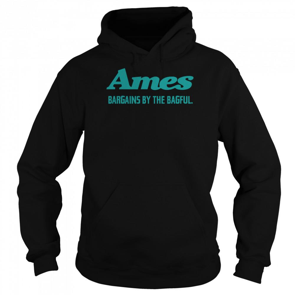 Ames T- Unisex Hoodie