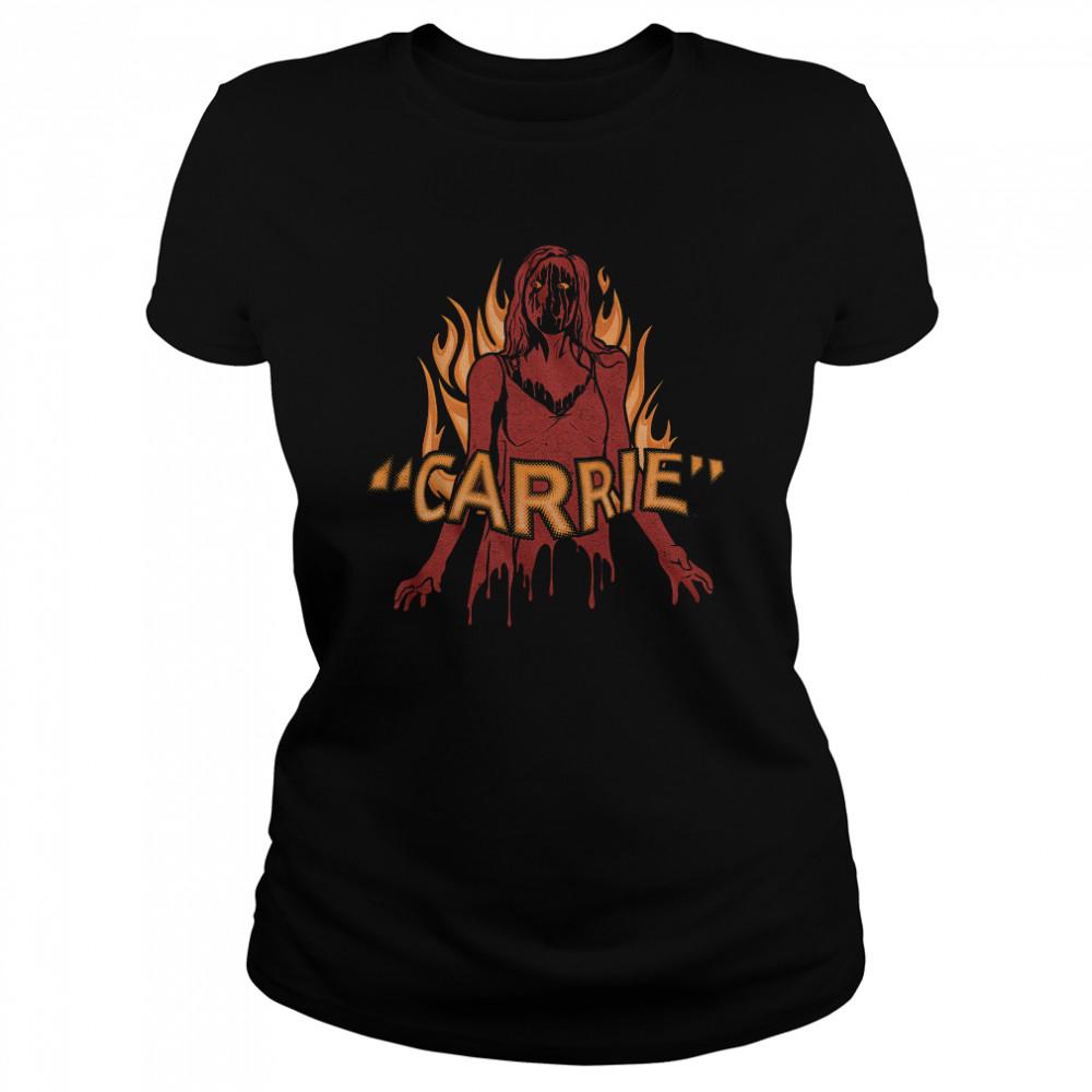 Carrie T- Classic Women's T-shirt